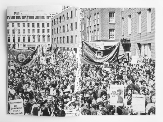 Rose_Comiskey_Reagan_Protest_Dublin_1984_Archive4